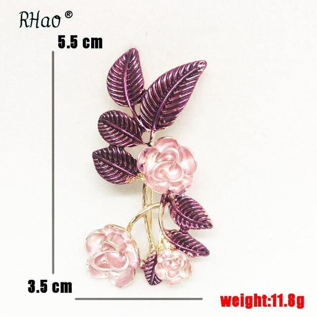 Фото эмалированная фиолетовая брошь в форме цветка женская свадебная цена