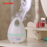 200ML Creative Ultrasonic Air Humidifier Dinosaur Egg Aromatherapy Essential Oil Diffuser With 7 LED Night Light Home Office