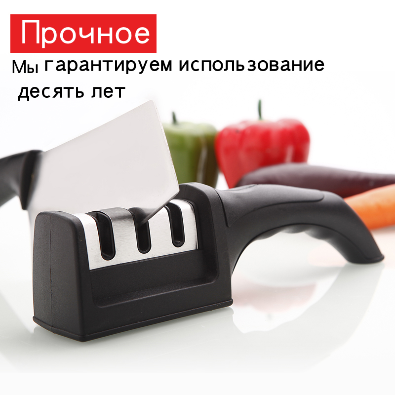 Dropshipping Messerschärfer Quick Sharpener Professional 3 Stufen - Küche, Essen und Bar - Foto 5