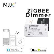 Умный регулятор напряжения светодиодной ленты zigbee 12 В 24