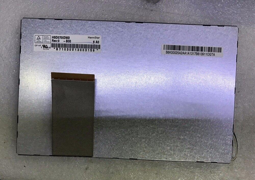 HSD070IDW2 HSD070IDW2 REV:0 -B00 LCD Display Screen