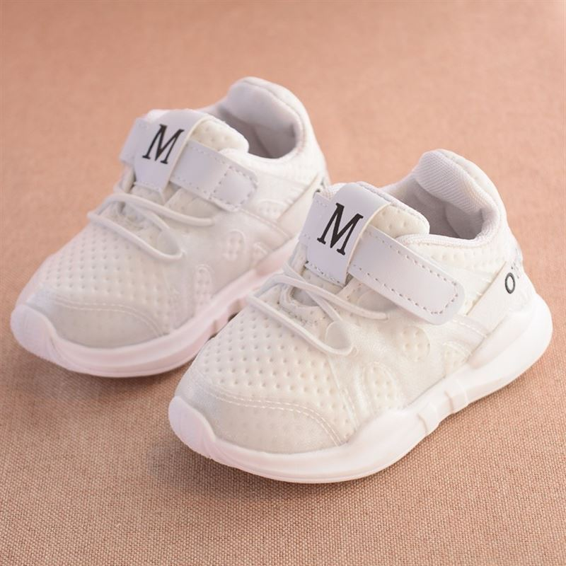 חדש אופנה ילדים הנעלה נטו לנשום ורוד - נעלי ילדים
