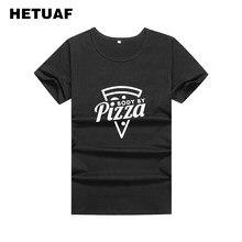 HETUAF BODY par PIZZA drôle graphique t-shirts femmes 2018 mode Harajuku t-shirts coton haut pour femme Tumblr Ulzzang Punk Camisa Mujer