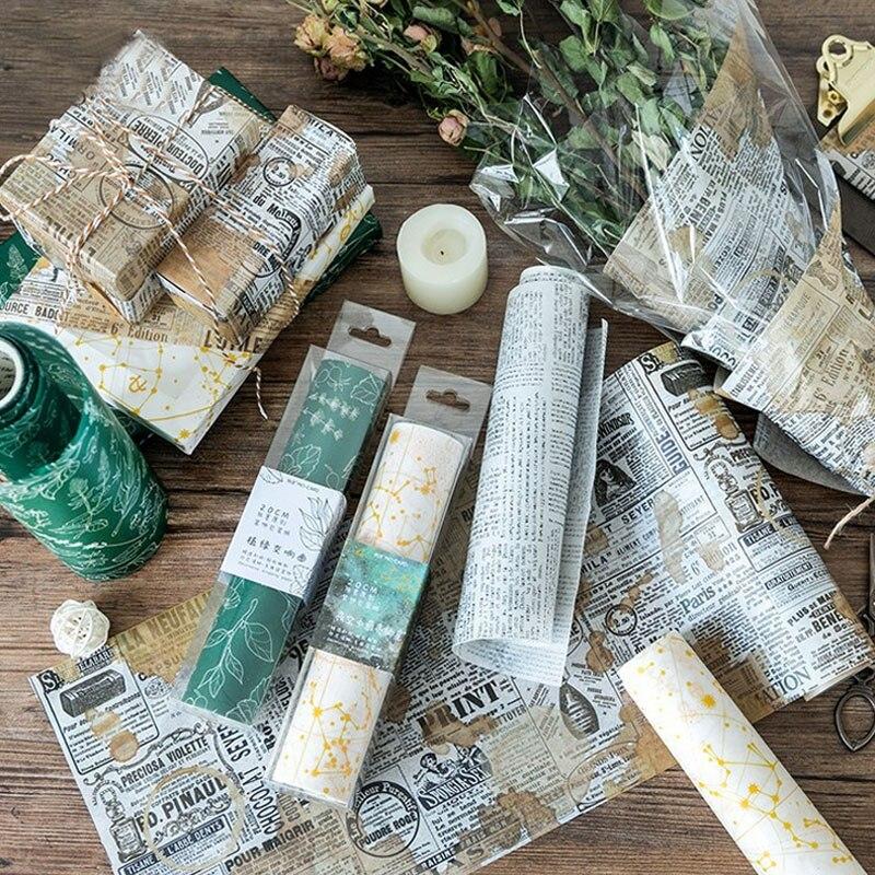 где купить 1 Pcs DIY Cartoon Paper Washi Masking Tapes Background wallpaper decorative adhesive tape stickers/School Supplies 200mm*10M по лучшей цене