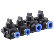 10mm 8mm 6mm 12mm OD Hose Pipe Tube Push Into Connect T-joint 2-Way Flow Limiting Speed Control Air Pneumatic Hand Valve Fitting free shipping1pcs1 4thread kla 25 speed control flowcontrolvalve pneumatic shuttle valve 1 2 inch one way throttling valve2
