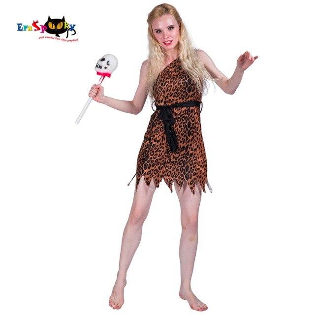 léopard robe femmes primitive cosplay costume sexy bavarois allemand