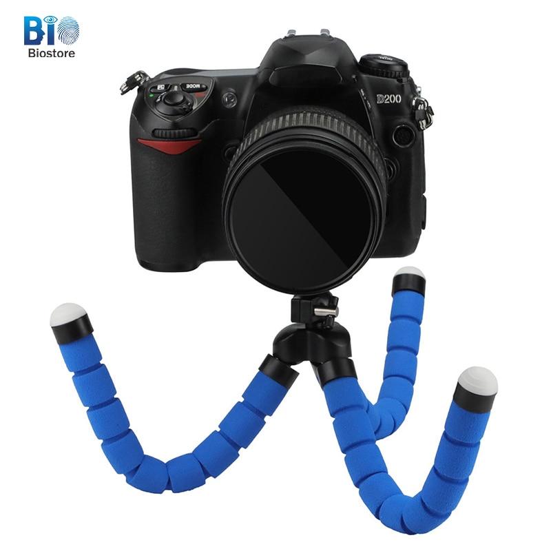 4 Xiaoyi 22 Cm Schwamm Octopus Halter Für Smart Telefon Digital Kamera Schrecklicher Wert biostore Kamera Stehen Für Sport Kamera Gopro Hero5 3