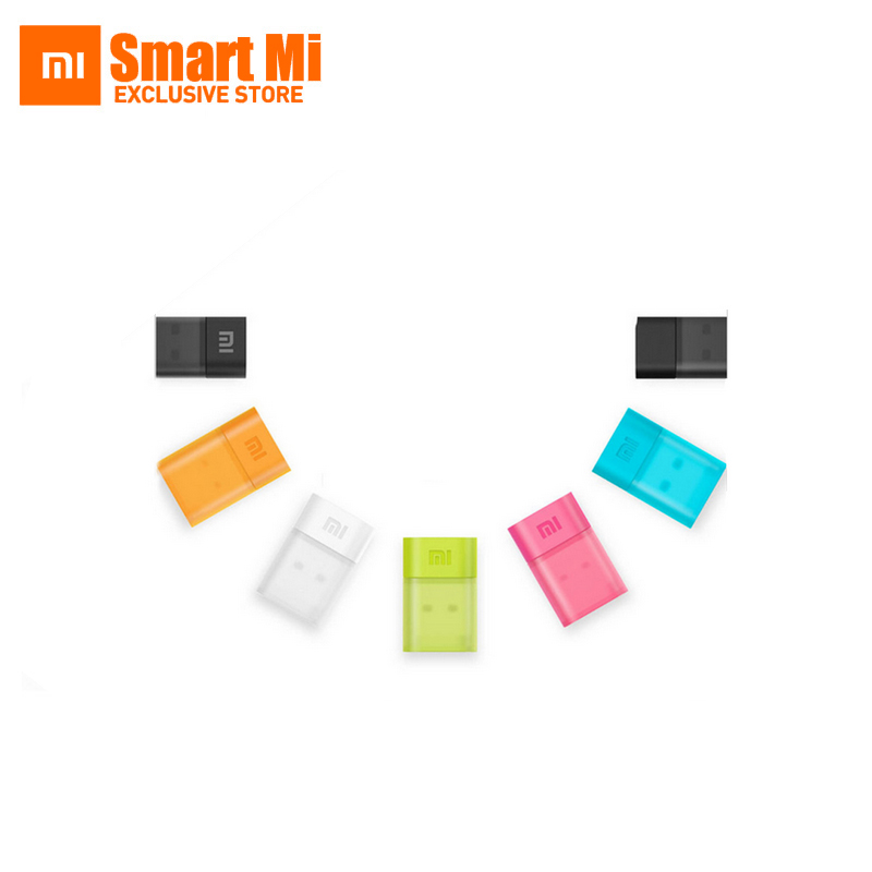 Original Xiaomi WiFi Portabel Mini USB Trådlös Router / Repeater WiFi USB Emitter Internet Adapter med 1TB Fri Cloud Storage