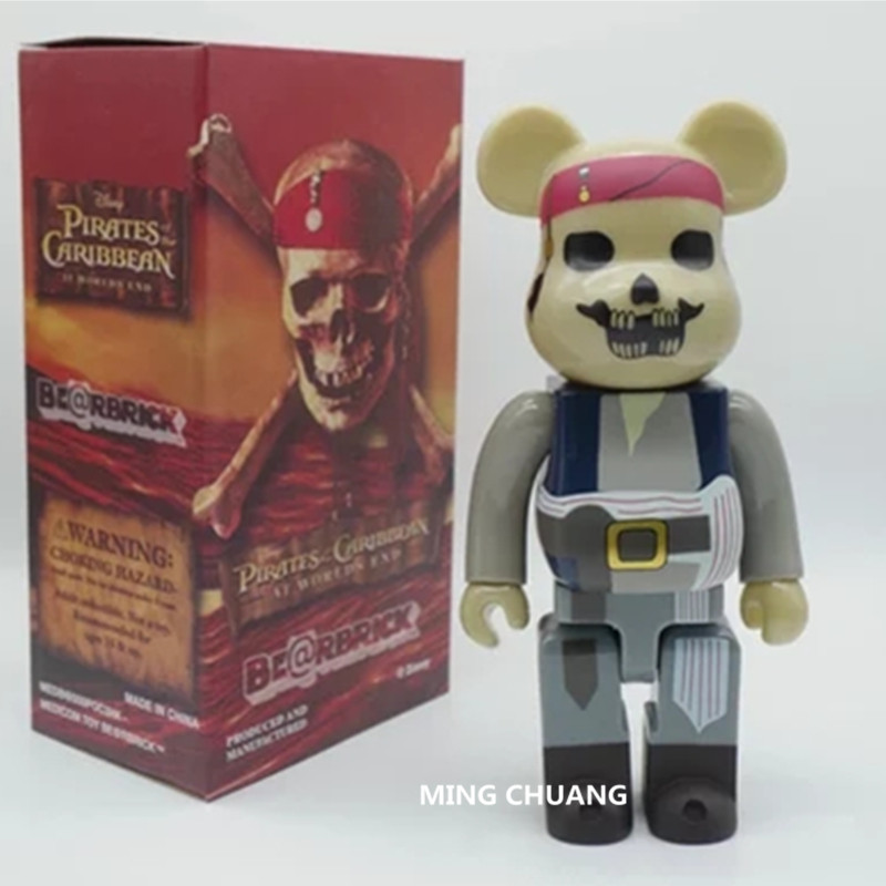 Be@rbrick Jack Bearbrick 400% BB Gloomy 11 Inches Action Figure Collectible Model Toy D214Be@rbrick Jack Bearbrick 400% BB Gloomy 11 Inches Action Figure Collectible Model Toy D214