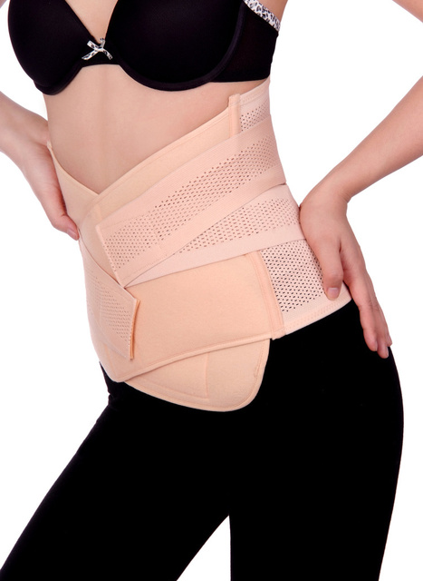 b62d515b819b5 Pregnant Woman Postpartum Girdles Body Recovery Belt Corset Pregnancy  C-Section Tummy Beauty Slimming Waist