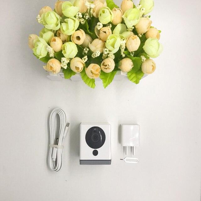 XIAOMI Wifi iP Camera Night Vision 1080 Pixel Full-HD Video Smallest Wireless Camera Mini Surveillance Security Home Camera Baby