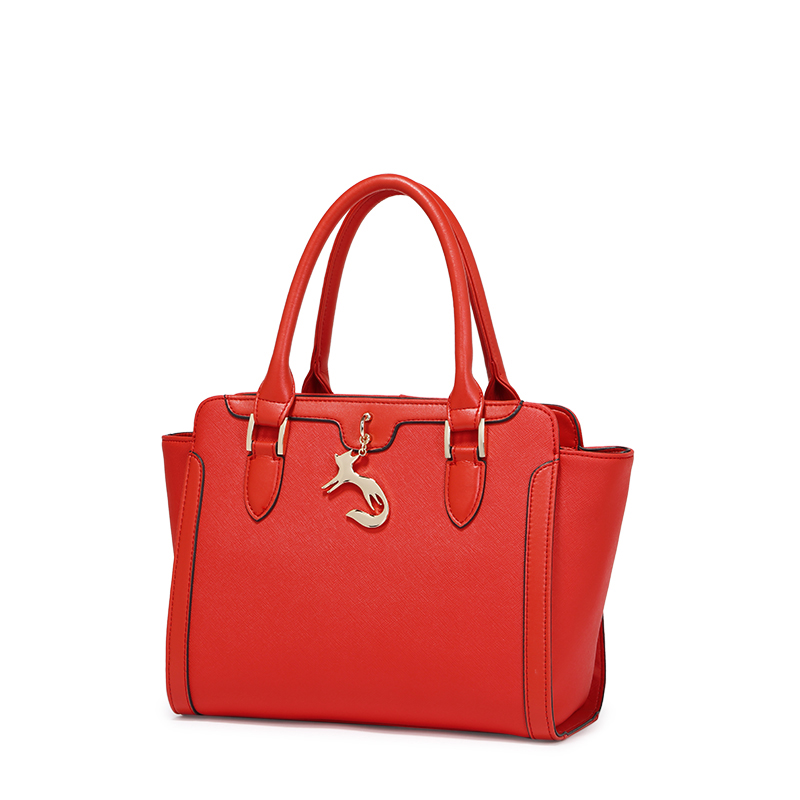 Women Leather Handbag Top Handle Tote Shoulder Bag Crossbody Bag 2017 120cm diy metal purse chain strap handle bag accessories shoulder crossbody bag handbag replacement fashion long chains new
