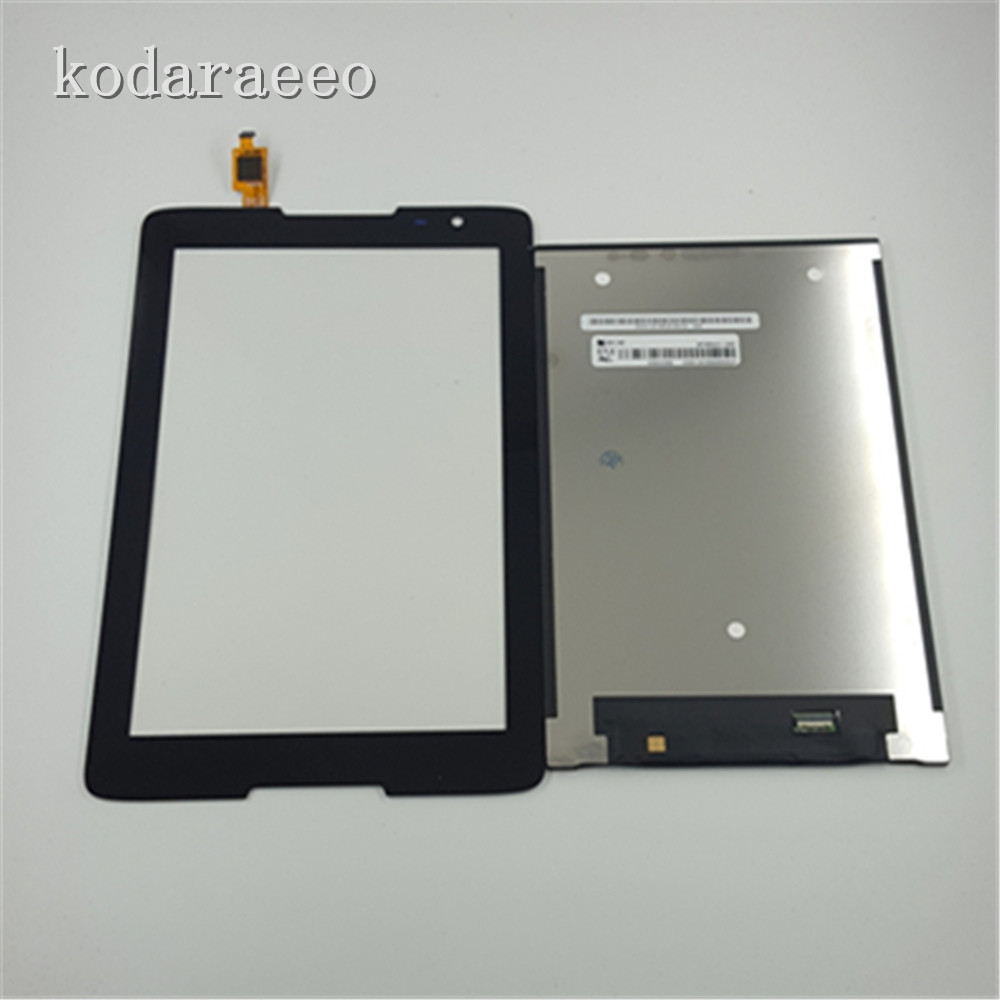 kodaraeeo For 8 inch Lenovo Ideatab A8-50 A5500 Touch Screen Digitizer Glass Pane with LCD Display Replacement Free Shipping защитная пленка для экрана screen protector 10pcs lot for11 6 lenovo ideatab k3 k3011 windows 8 for lenovo ideatab k3 lynx k3011