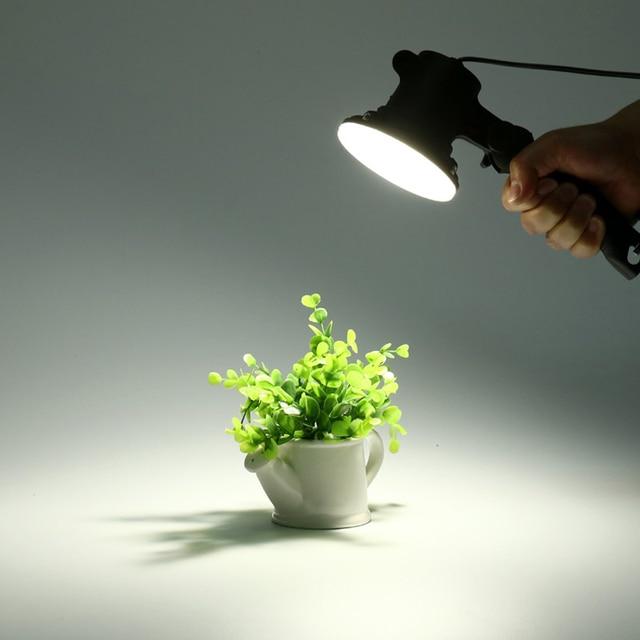 Lâmpada led fotografia estúdio luz lâmpada retrato softbox luz de preenchimento câmera luzes caixas equipamentos ainda vida adereços