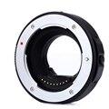 Viltrox adaptador para olympus pentax anillo adaptador de lente de enfoque automático de metal con contacto electrónico