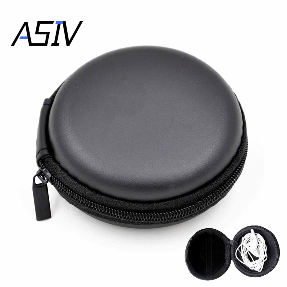 1Pcs SD Hold Case Storage Carrying Hard Bag Box Case for Earphone Headphone Earbuds memory Card Caja de transporte auricular 28 in 1 game memory card case holder storage box for nintendo 3ds xl