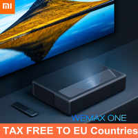Xiaomi Wemax One Pro Laser Projector Full HD 2300ANSI Voice Control 4K Android6.0 ALPD3.0 Smart Home Projector 1920*1080 FMWS02C
