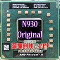 Бесплатная Доставка Новый Оригинальный AMD N930 HMN930DCR42GM 638 контактный PGA CPU Компьютера Хорошее качество Дешевой цене