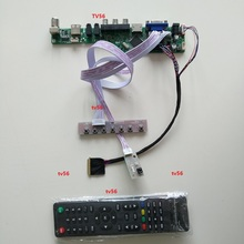 """Für 15.6 """"LTN156AT02 VGA LED USB AUDIO TV HDMI Controller Board display 1366*768 AV LCD panel monitor"""