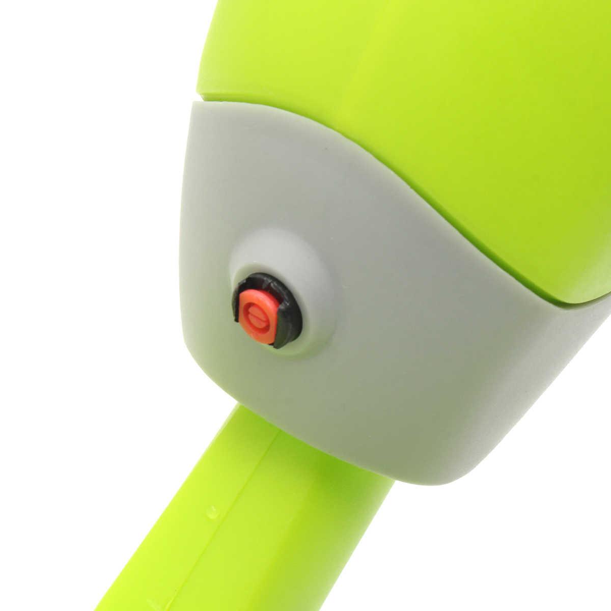 Vassoura varrendo Chão de Água Spray Doméstico Limpador de Chão 360 Rotação Da Cabeça Mop Pó Mop Plano + Spray de 3 Almofadas Mão -propulsão Sweeper