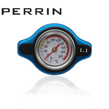 D1 Spec RACING Thermost Radiator Cap COVER + Water Temp gauge 1.1BAR Cover For Honda/Toyota/Suzuki