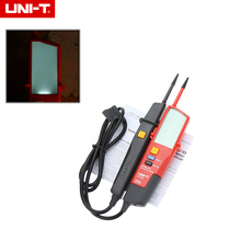 UNI-T UT18D 690 v Voltios Voltaje Y Probadores de Continuidad de Rango Automático Detectores Pen LED/LCD Display Detección de Polaridad