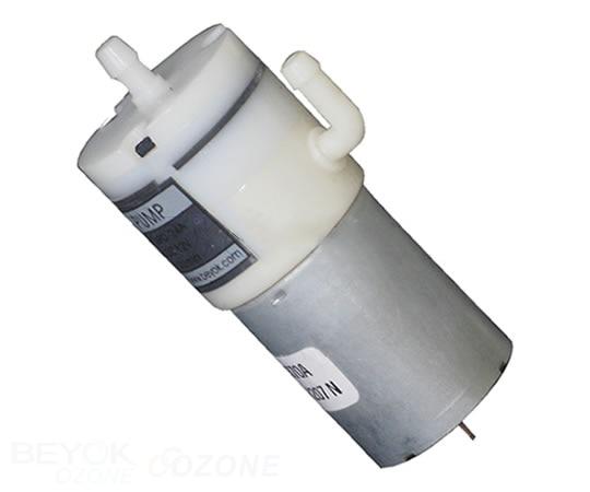 Mini Air Pump MPD-24A  for Ozone Generator DC 12V-6V 8 l min electric diaphragm 12v dc mini air pump brush