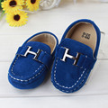 2016 Autumn Infant Baby Shoes Boys Girls Slip On Toddler Shoes Fashion Soft Sole Baby Moccasins First Walkers Prewalkers Girl