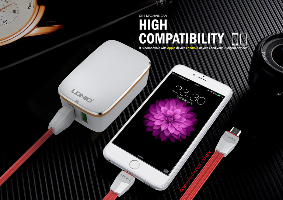 LDNIO A2204 home charger (6)