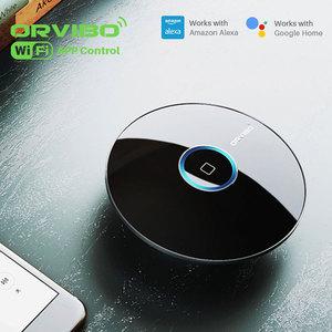 Image 5 - Orvibo Allone Pro télécommande universelle intelligente RF IR fonctionne avec Amazon Echo Alexa Google Home pour la domotique intelligente