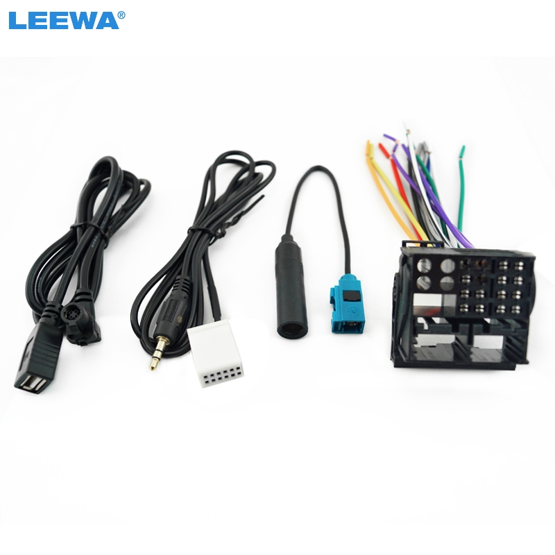 leewa car stereo head unit wiring harness with fraka radio. Black Bedroom Furniture Sets. Home Design Ideas