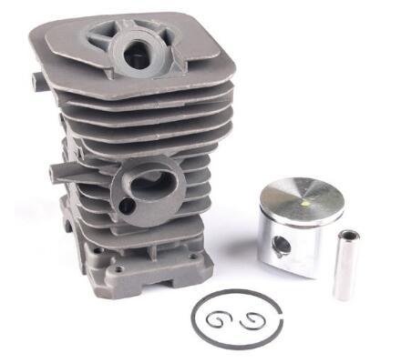 40MM Cylinder Piston Pin Ring FIT HUSQVARNA 142 chainsaw Craftsman Chain saw Motosega Piston group