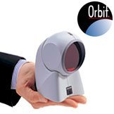 High quality Metrologic MS-7120 Orbit Barcode reader Honeywell big eyes Omni-Directional laser barcode scanner hot sale honeywell metrologic ms7120 rs232 orbit чёрный