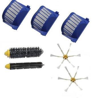 Ferramenta De Limpeza De Pincel-Limpador de cone-Compatível com Irobot Roomba 500 600 700 Series Usa
