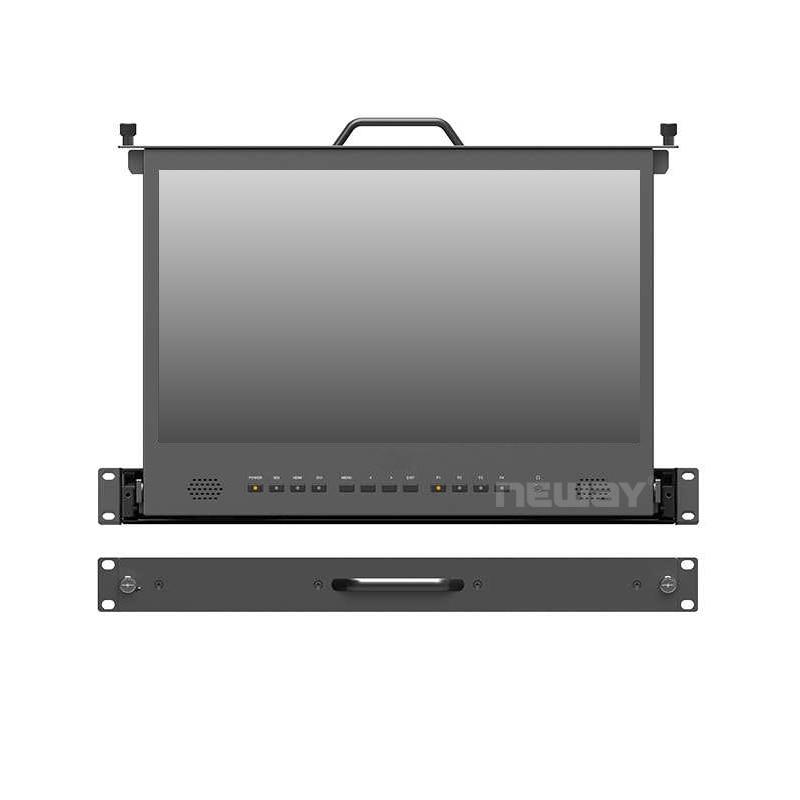 Neway RM173S 1RU тіреуіші 17,3 дюймдік HDMI 3G SDI - Камера және фотосурет - фото 2