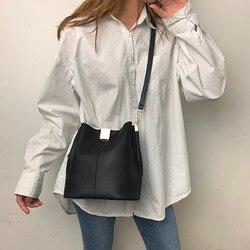 Модная женская жемчужная сумка через плечо, блестящая цепочка, кожаная красочная сумка-мессенджер, кожаная сумка-мессенджер для девушек
