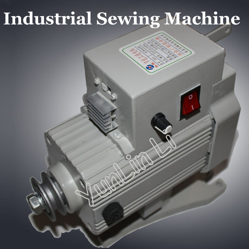 Industrial Sewing Machine Sealing Machine Sewing Motor Single-phase 400W Sewing Machine Flat Car Energy-saving Motor H95