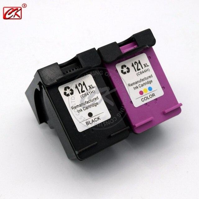 1 компл. Совместимые картриджи для HP121 Картриджи XL для HP Deskjet F4283 F4583 F2423 F2483 F2493 F4213 F4275
