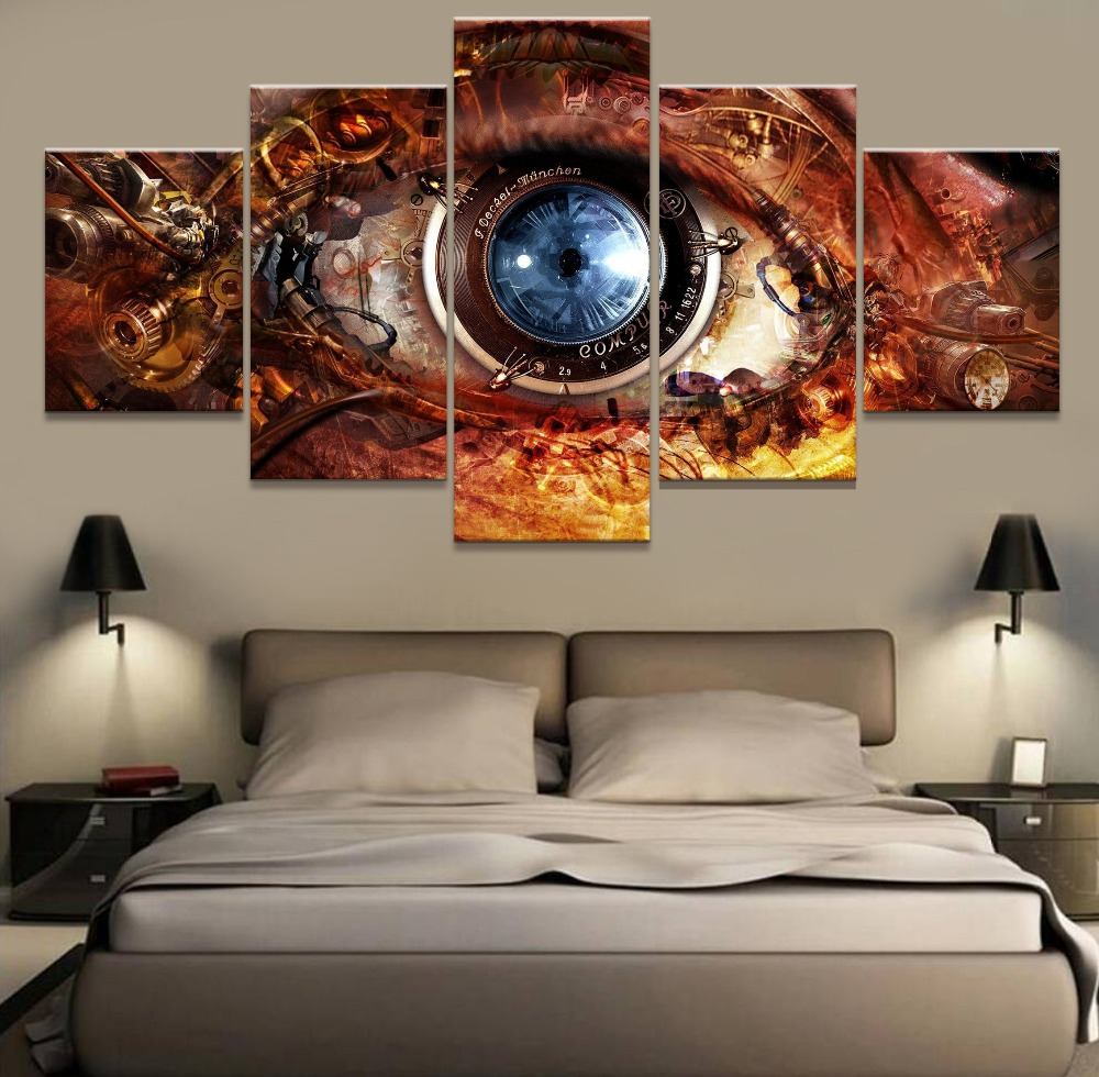 Online Buy Wholesale steampunk paintings from China steampunk ...
