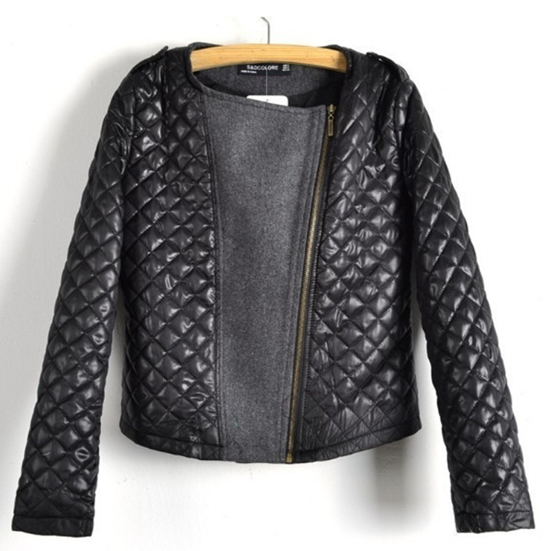 Online Get Cheap Quilted Jacket Black -Aliexpress.com | Alibaba Group