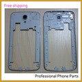 Оригинал Спинка Заднего Ближний Рамка Рамка Крышка Для Samsung Galaxy Мега 6.3 i9200 Жилья Назад, бесплатная Доставка