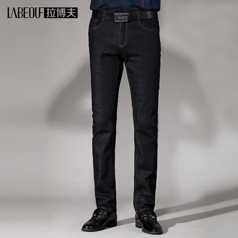 Jeans 2017 Labeouf mens Jeans men Cotton men Jeans Masculina Denim Jeans for men Long casual straight Slim