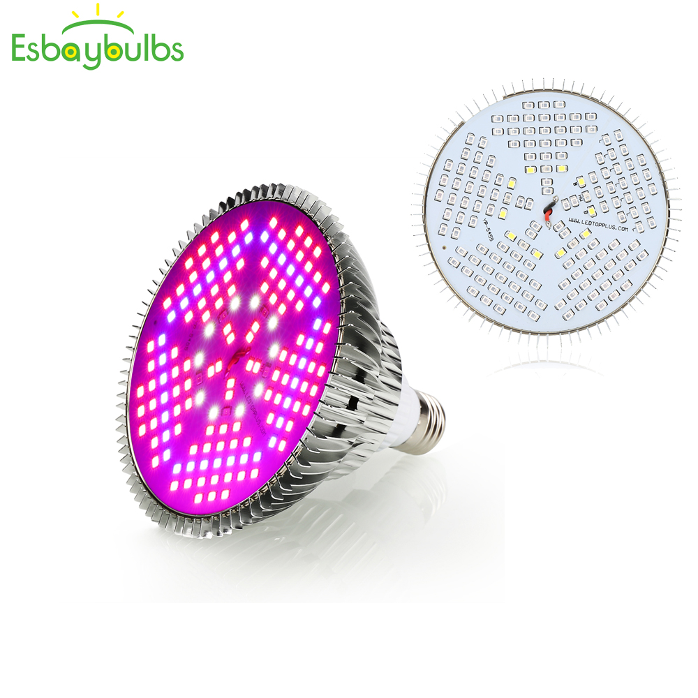 100W 150 Leds Plant Grow Light E27 AC85-265V Full Spectrum Plant LED Lamps For Houseplants Vegs Bitki Flowers Hydroponics System