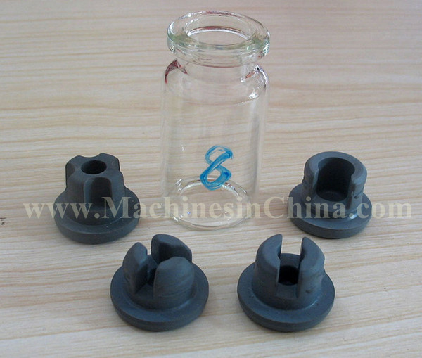 100pcs 8ml Control Glass Bottles