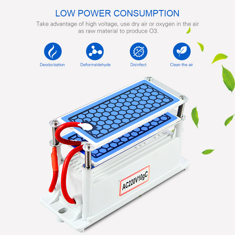 ATWFS 220v Air Purifier and Ozone Generator for Home Sterilization for Fresh and Healthy Breathing 7