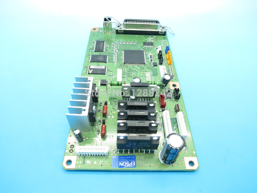 Original and New Motherboard for epson LQ690K printhead 212162606 printer motherboard