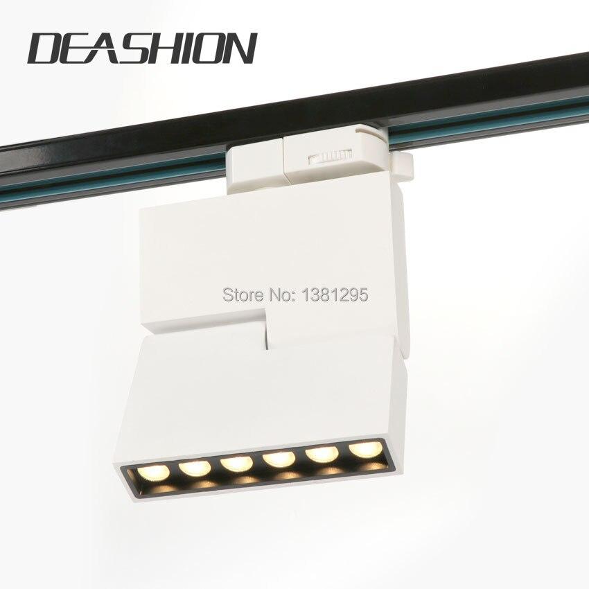 Квадратная 15 Вт поверхность Встроенная светодиодная панель свет потолочный светильник лампа AC85 265V 30 шт/партия, DHL/FedEx Бесплатная доставка - 4