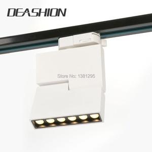 Image 4 - 6 W LED Downlighters Opbouw Downlight LED Home Verlichting Hoek verstelbare 180 graden Gedraaid Plafond Spot Light Zwart Wit