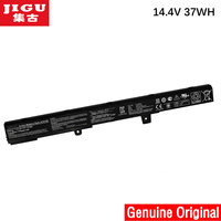 JIGU A31N1319 A41N1308 Original laptop Battery For Asus X451 X451C X451CA X551 X551C X551CA D550M D550MA F551M X551MA