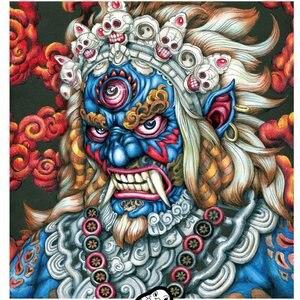 Image 4 - Fantasia libro para colorear clásico para adulto, para chico libro para colorear, pintura antiestrés, dibujo, Graffiti, libros de arte pintados a mano, libro de colorear